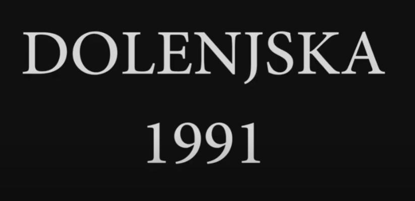 Prvi strel Dolenjska 1991